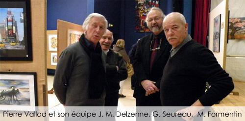 47° Salon des Beaux-Arts 2012 - On ferme !