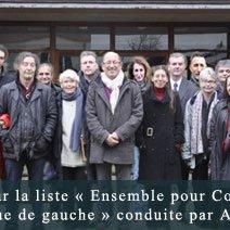 Alain Mariage dévoile les 27 noms de sa liste pour les élections municipales