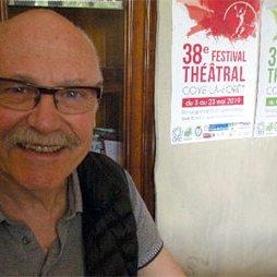 Festival Théâtral en vue : Rencontre avec Jean-François Gabillet