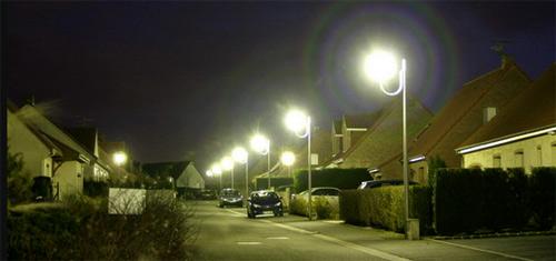La lutte contre la pollution  lumineuse s'organise à Coye