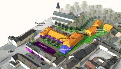 Projet cœur de ville : Tout est décidé, mais il ne faut pas le dire