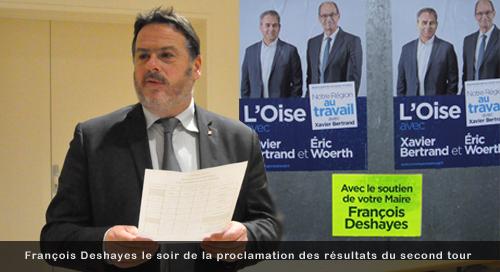 La région évite une présidence FN  grâce aux voix de gauche