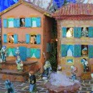 La crèche de Paul : Noël en Provence