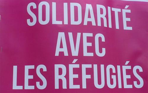 Aide aux réfugiés, solidarité à Coye.