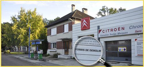 """Déblocage du projet de Oise Habitat au """"Sauteur"""""""