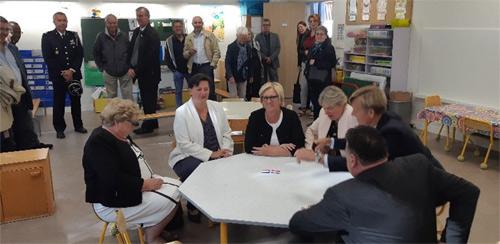 Écoles des Bruyères : la rénovation