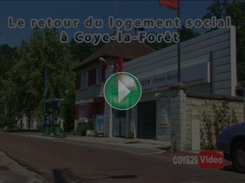 Le retour du logement social à Coye-la-Forêt