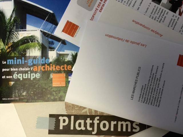 publications du CNOA