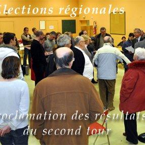 Régionales 2010 : la Picardie reste à gauche,  Coye-la-Forêt à droite