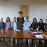 Résultats des élections du Conseil Municipal d'Enfants