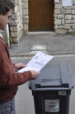 Enlèvement des ordures ménagères : La redevance est-elle incitative ?