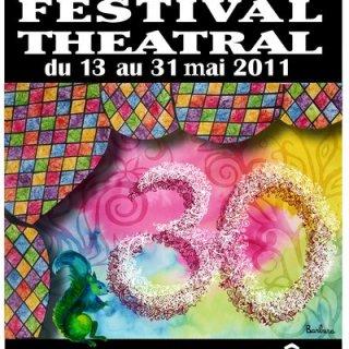 2011 ! UNE GRANDE ANNÉE POUR LE FESTIVAL THÉÂTRAL