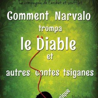 COMMENT NARVALO TROMPA LE DIABLE