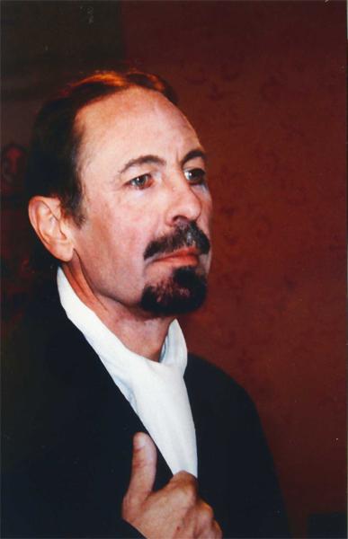 Claude Domenech, un homme de théâtre