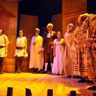 Opéra populaire : le théâtre enchanté