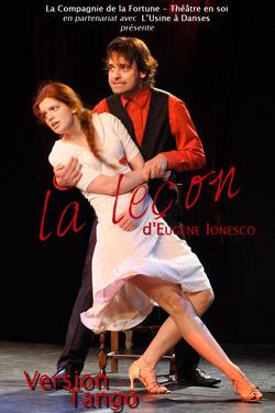 La Leçon  Version « tango »