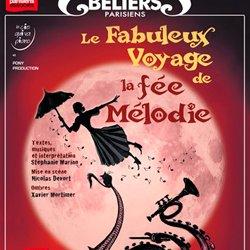 Le Fabuleux voyage de la fée Mélodie