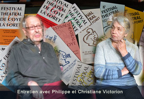 Mémoire du Festival théâtral