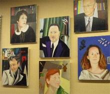 « Les gens de Coye »  à la bibliothèque