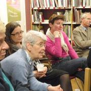 Patrick Raynal, un écrivain à la bibliothèque
