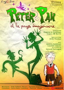 PETER PAN, le pays imaginaire,