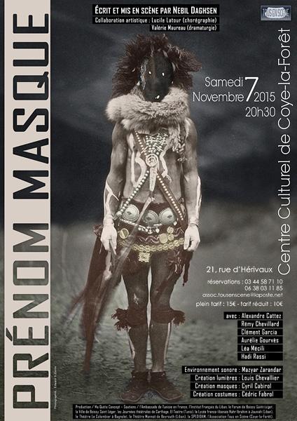 Prénom Masque