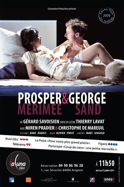 PROSPER ET GEORGE