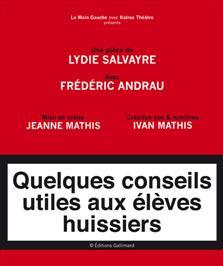 QUELQUES CONSEILS UTILES AUX ÉLÈVES HUISSIERS