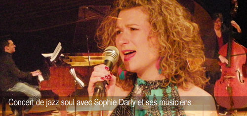 """Sophie Darly  - """"Soul Game"""""""