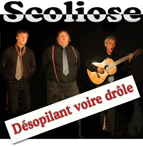 """Spectacle du groupe """"SCOLIOSE"""""""