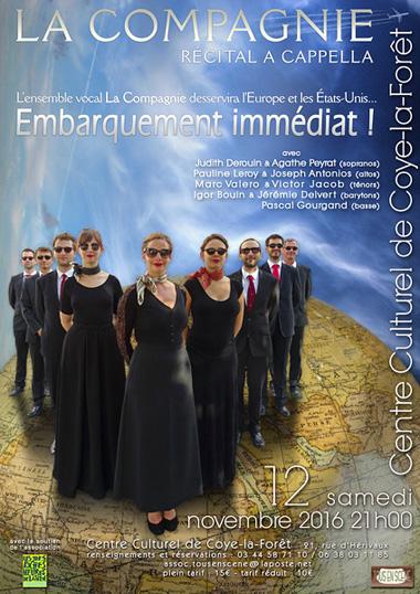 Un Concert qui fait visiter le monde