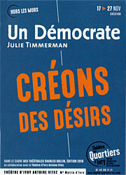 Un démocrate (sincère ou cynique ?)