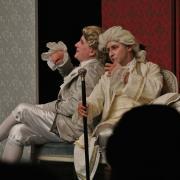 DSC_2149_ Le marquis et le chevalier : Jean Truchaud et Jean-Louis Torrecilla